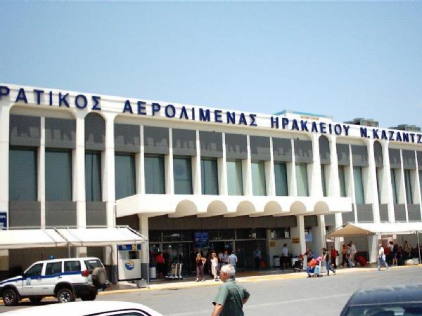 Heraklion Airport Nikos Kazantzakis (HER)