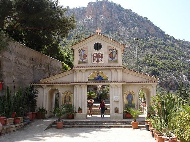 Monastery of Agios Georgios Selinaris