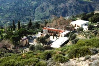 The Vrontisiou Monastery
