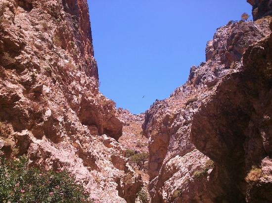 Fratiano gorge