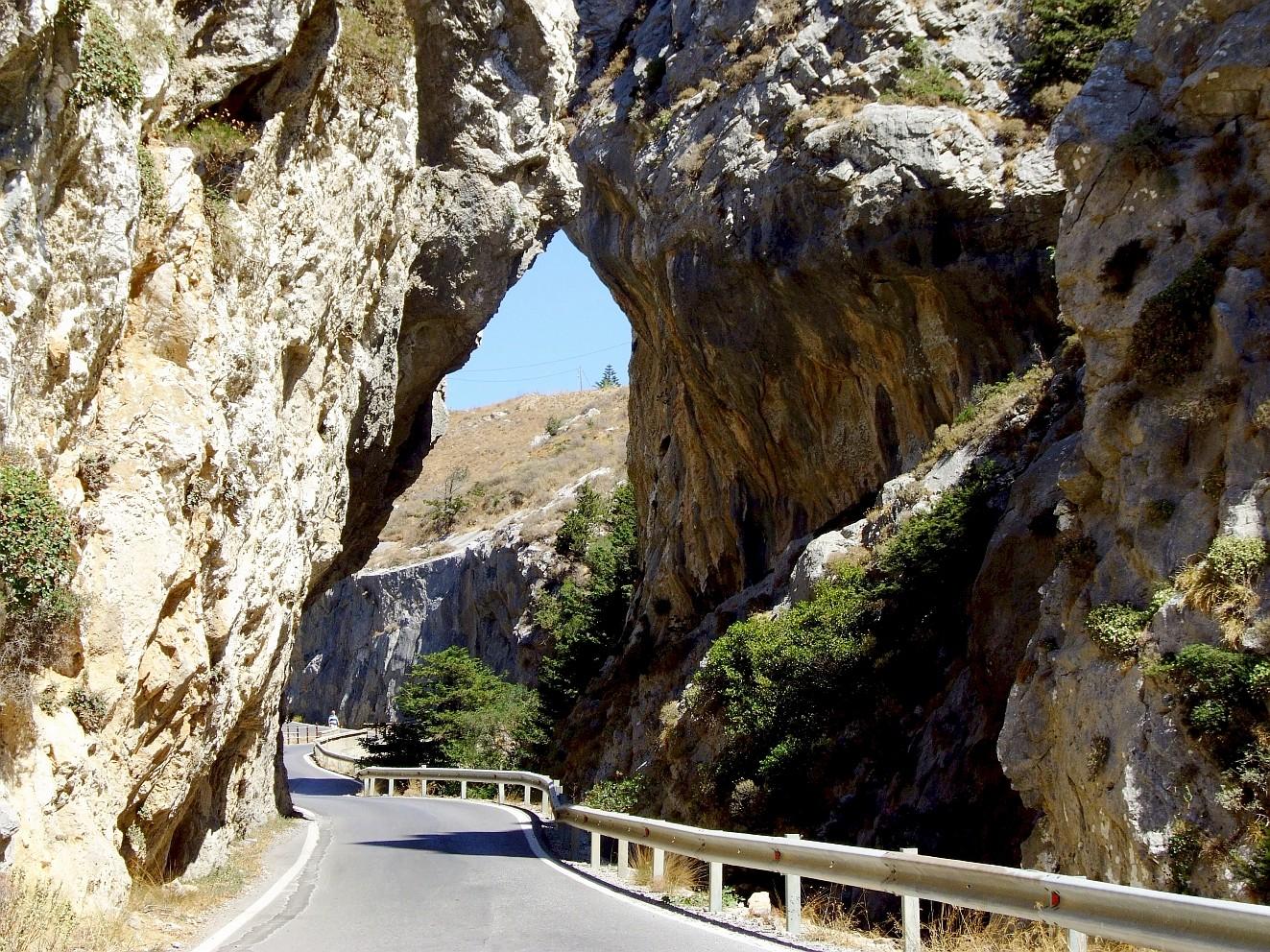 Gorge of Kotsyfou
