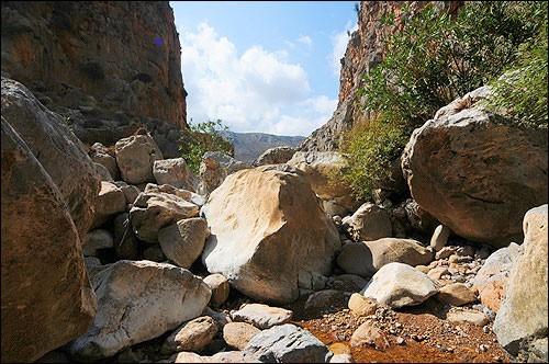 Gorge Toplou