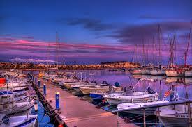 The Marina of Rethymno