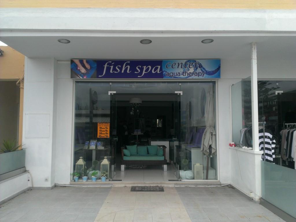Fish Spa Center