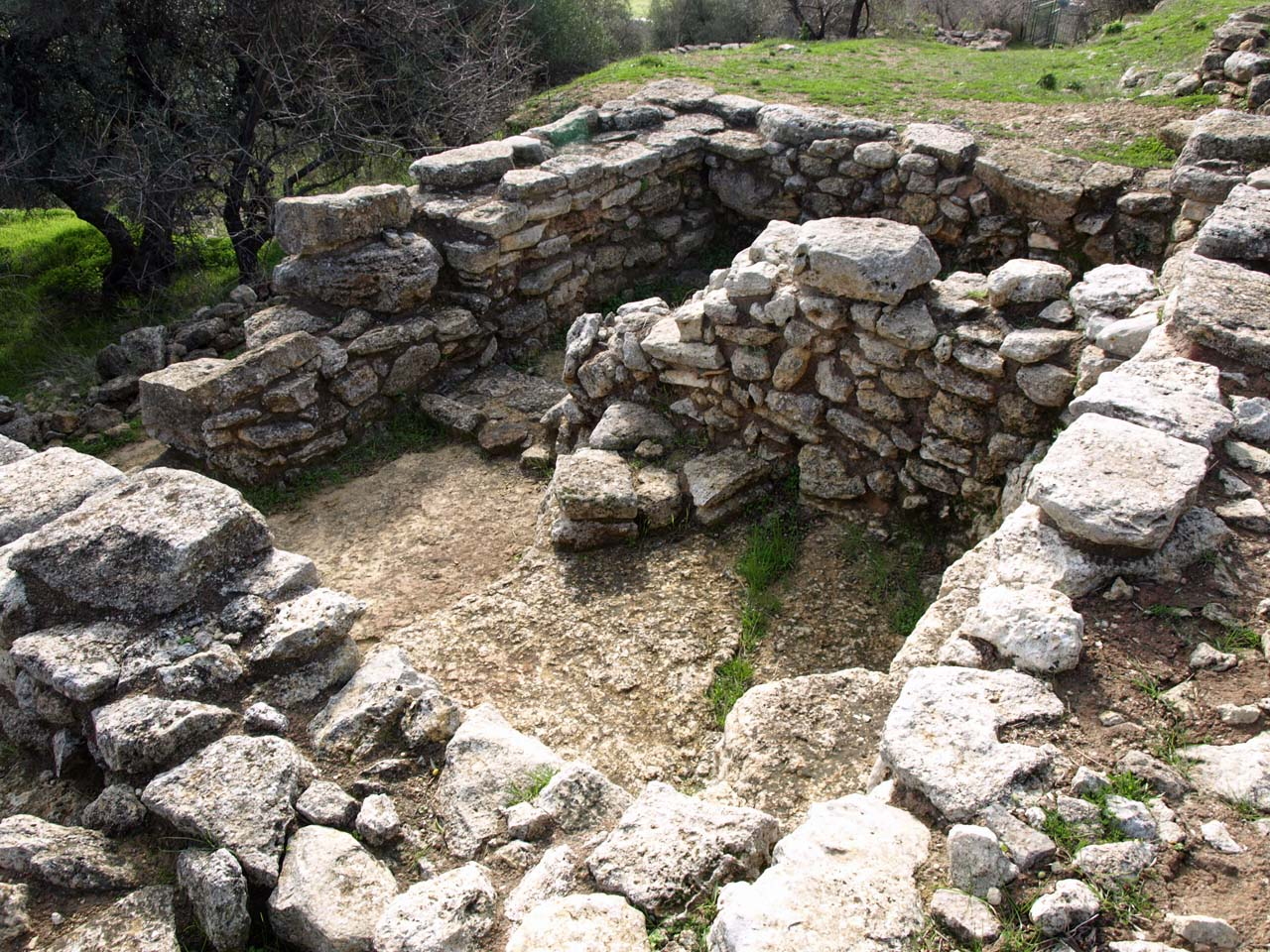 Vaulted Tomb of Fylaki Filaki