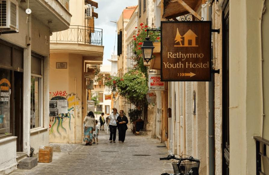 Youth Hostel Rethymno