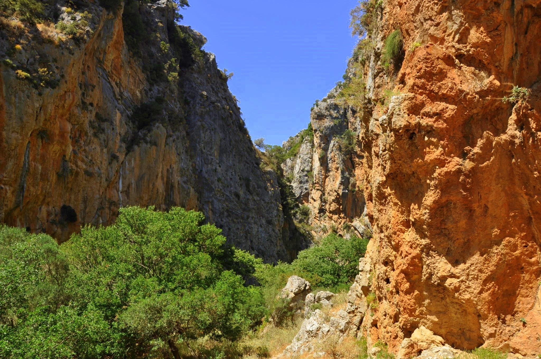 Patsos Gorge / Agios Antonios Gorge