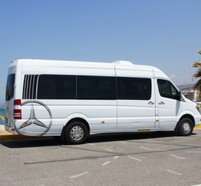 Mini Bus Tziligakis