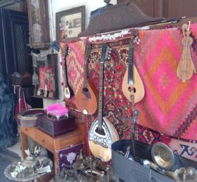Venetian Antique Shop Rethymno