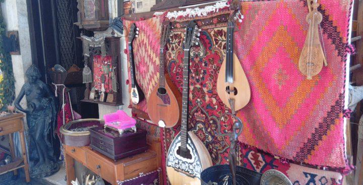 Venetian Antique Shop Rethymno