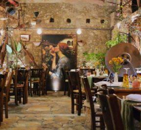 To Pigadi Restaurant Rethymno Crete